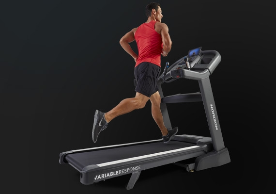 Horizon 7.8 Advanced Training Treadmill