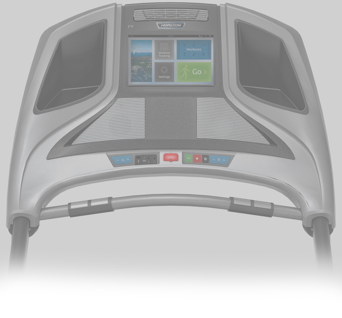 Horizon Fitness Treadmill Evolve: Treadmill Workout