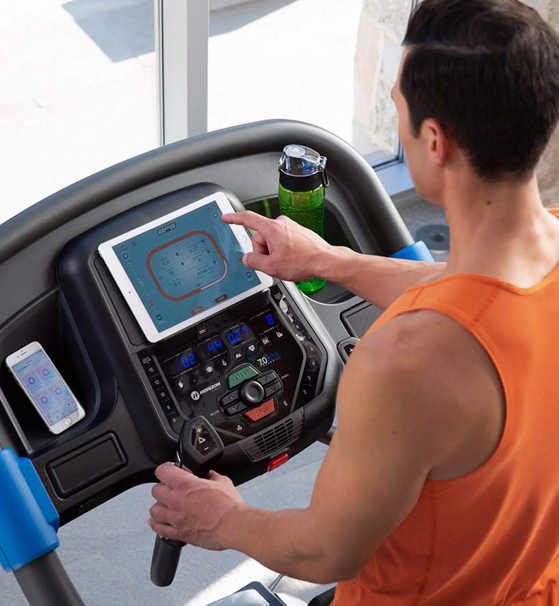 Horizon 7.0AT Treadmill