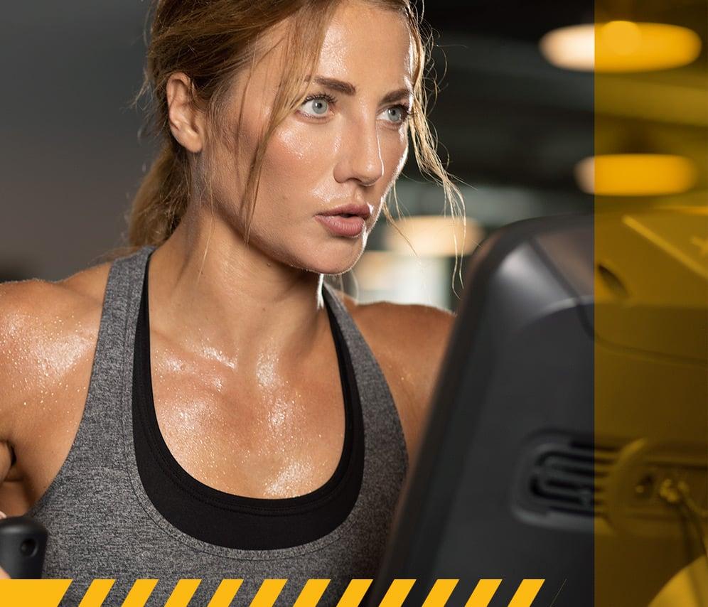 Sprint 8 | Horizon Fitness
